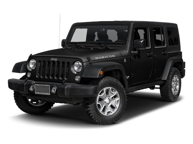 2016 Jeep Wrangler Unlimited Rubicon Morristown Nj