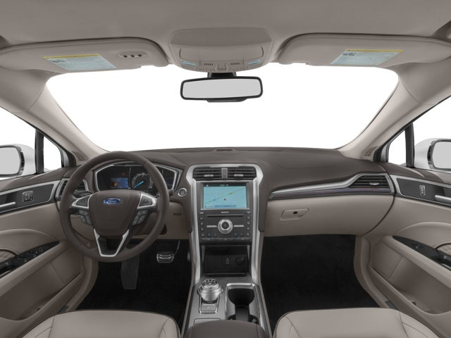 2017 Ford Fusion Platinum In Morristown Nj Beyer