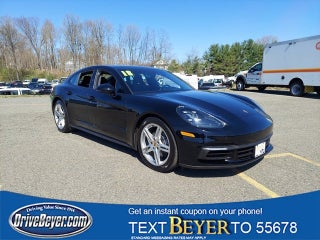 Used Porsche Panamera Morristown Nj